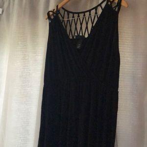 Lane Bryant sleeveless dress. (Size 18/20)